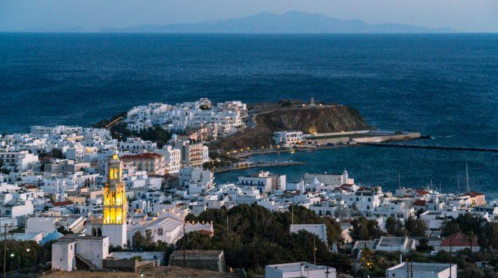 Foto Cicladi senza folla: l'isola di Tinos