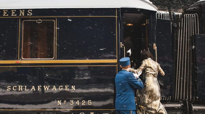 Foto Le nuove (lussuose) suite dell'Orient Express