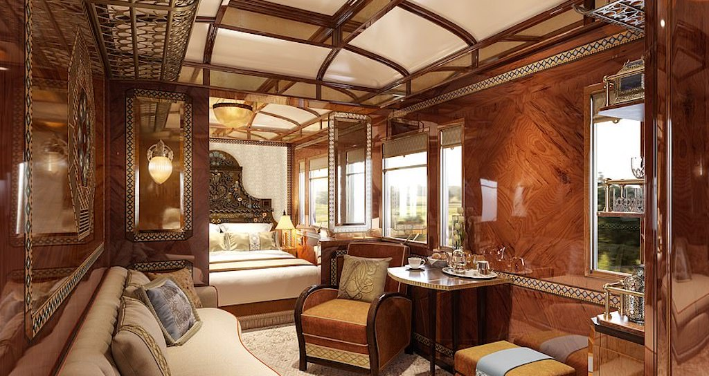 nuove suite dell'Orient Express