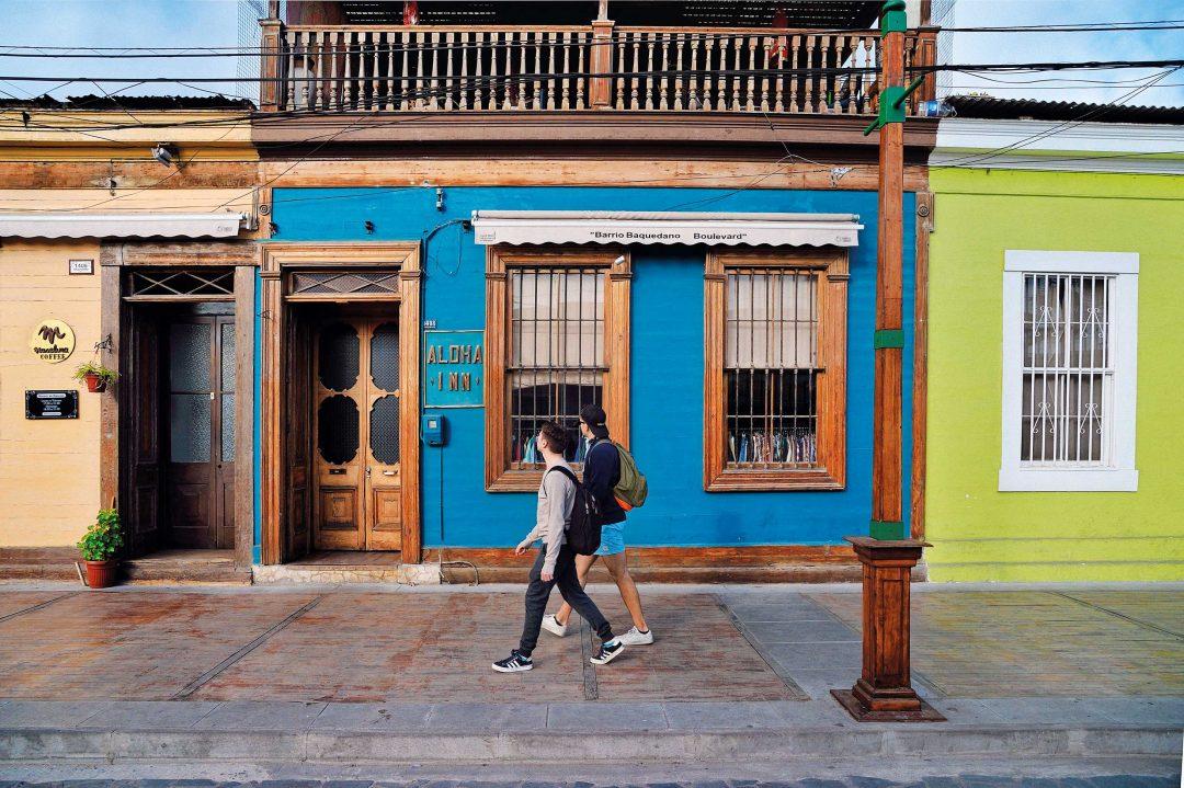 Cile: tra oceano e deserto