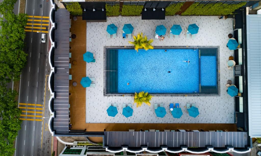 Dormire nel Sabah: l'Hilton Kota Kinabalu