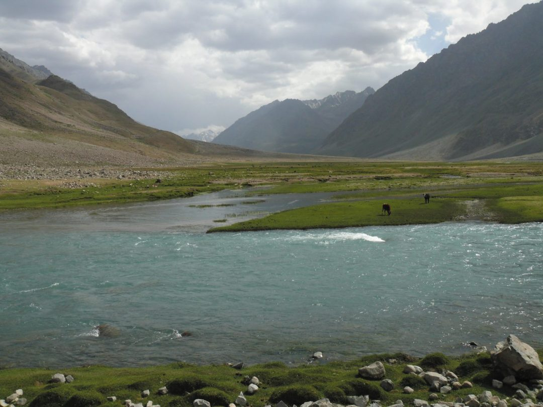 Itinerario in Nord Pakistan