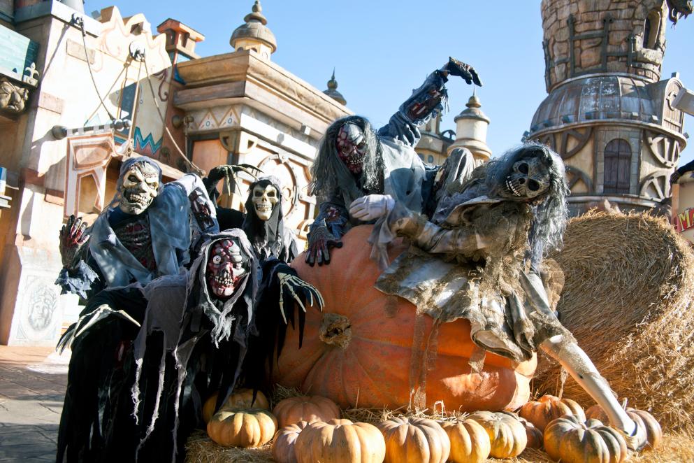 Halloween in famiglia: 20 idee da paura