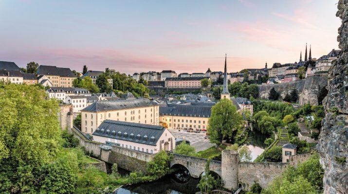 Foto Lussemburgo a sorpresa
