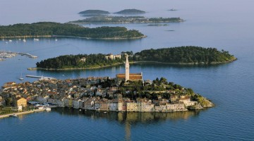 Istria, mare di fine stagione