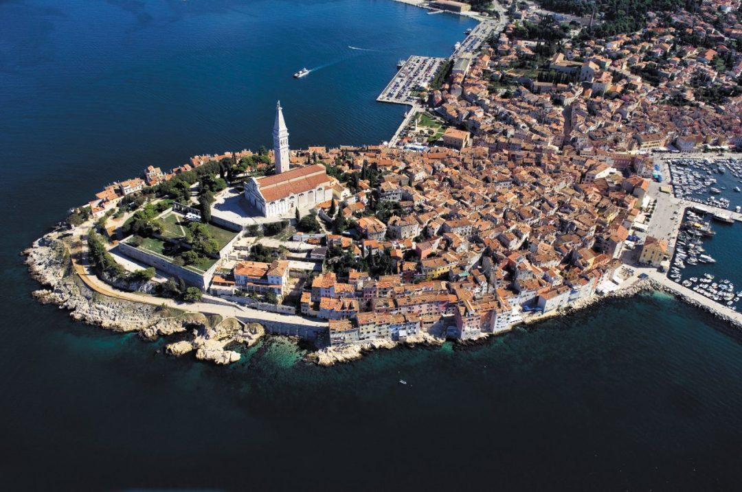 Istria, itinerario tra mare e gusto