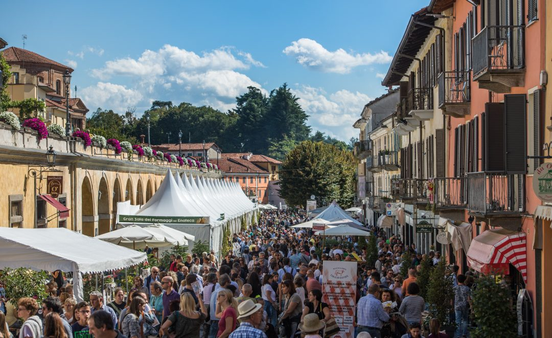 Bra: in piazza per Cheese 2019