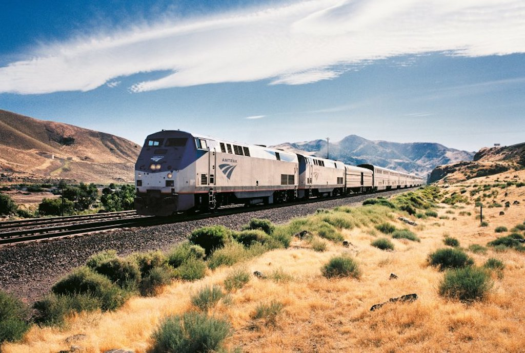 Stati Uniti in treno sul California Zephyr