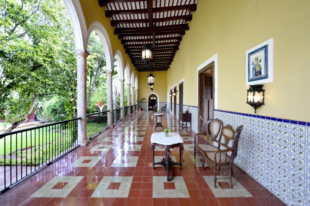 cosa vedere nello Yucatan: l'Hacienda Sotuta De Peon