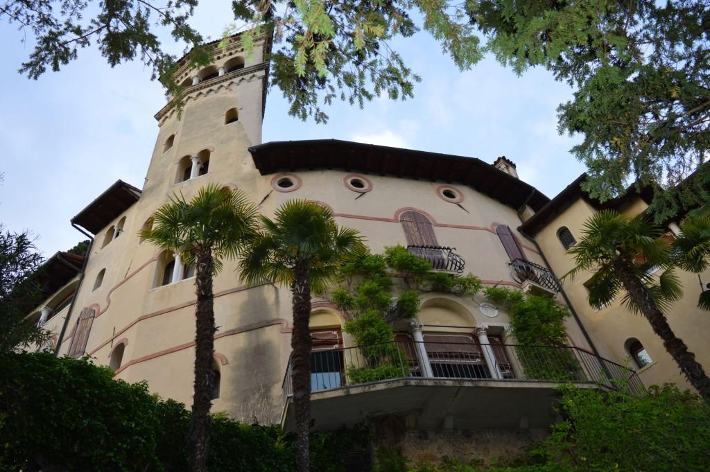 Visitabile solo durante la manifestazione, la Torricella è stata restaurata  dal figlio del poeta Robert Browning (ph: Festival del Viaggiatore)