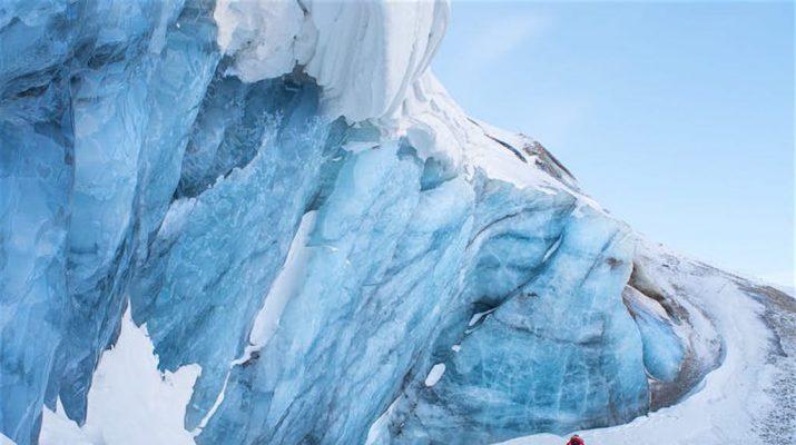 Foto Ice hotel: qui potete dormire sotto zero