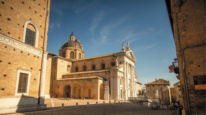 Foto A Urbino il Cinquecentenario di Raffaello