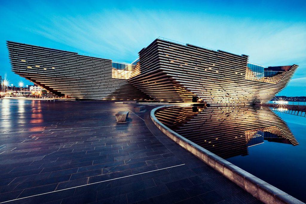 V&A - Dundee, Scozia