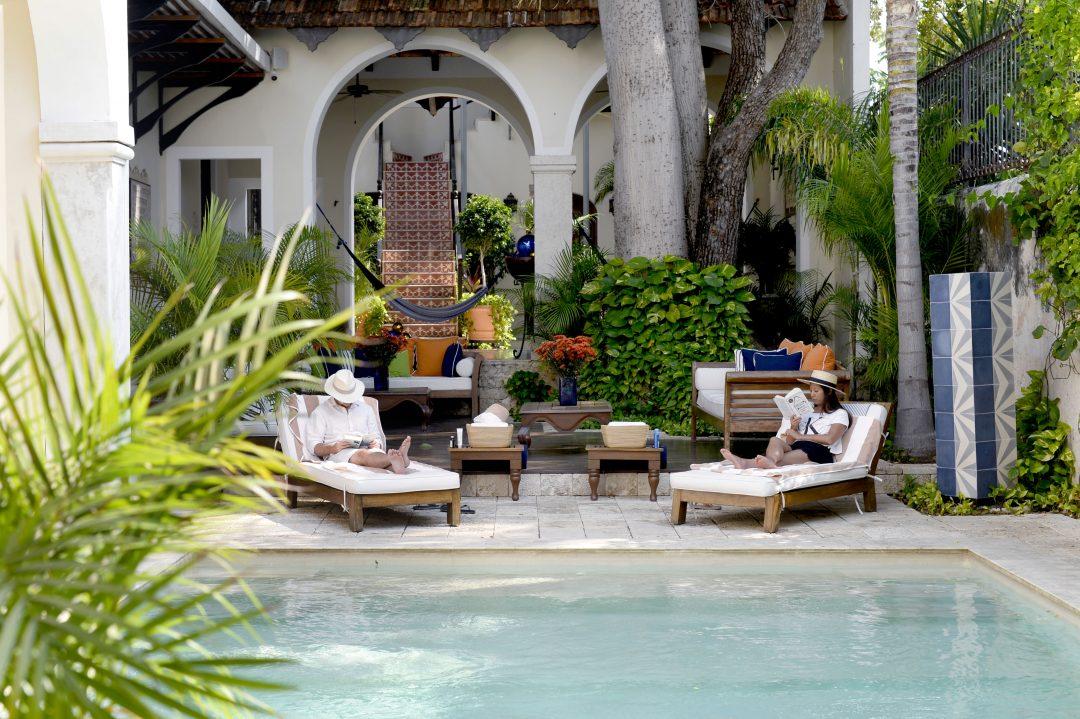 Tour dello Yucatan: lagune colorate e città coloniali