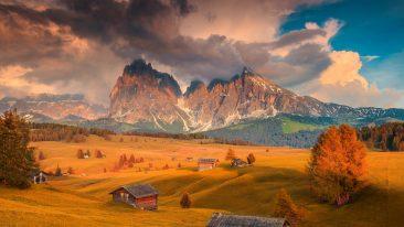 Dove vedere il foliage in Alto Adige