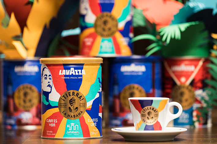 La limited edition ¡TIERRA! LA HABANA di Lavazza (Foto: Ufficio Stampa)