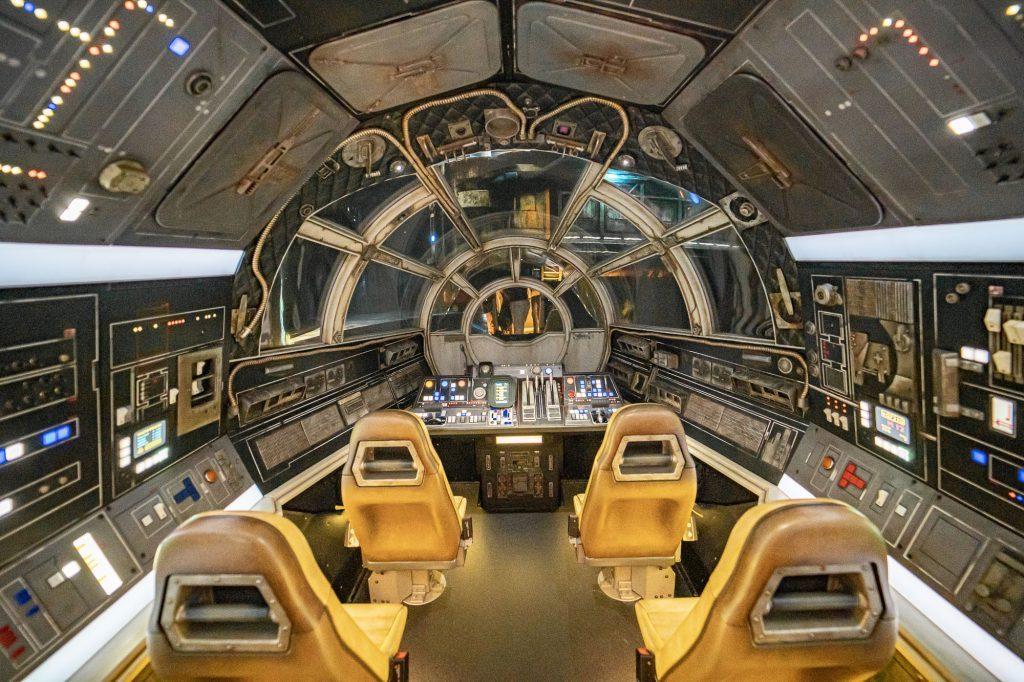 """Star Wars: Galaxy's Edge"" - California, Usa"