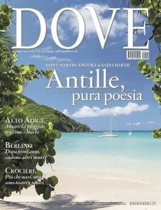 rivista turismo Dove di novembre