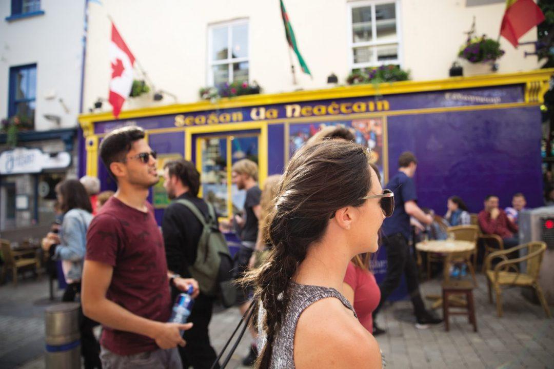 Scoprire Galway, la città giovane d'Irlanda