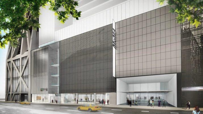 Foto Apre i battenti il nuovo MoMA di New York