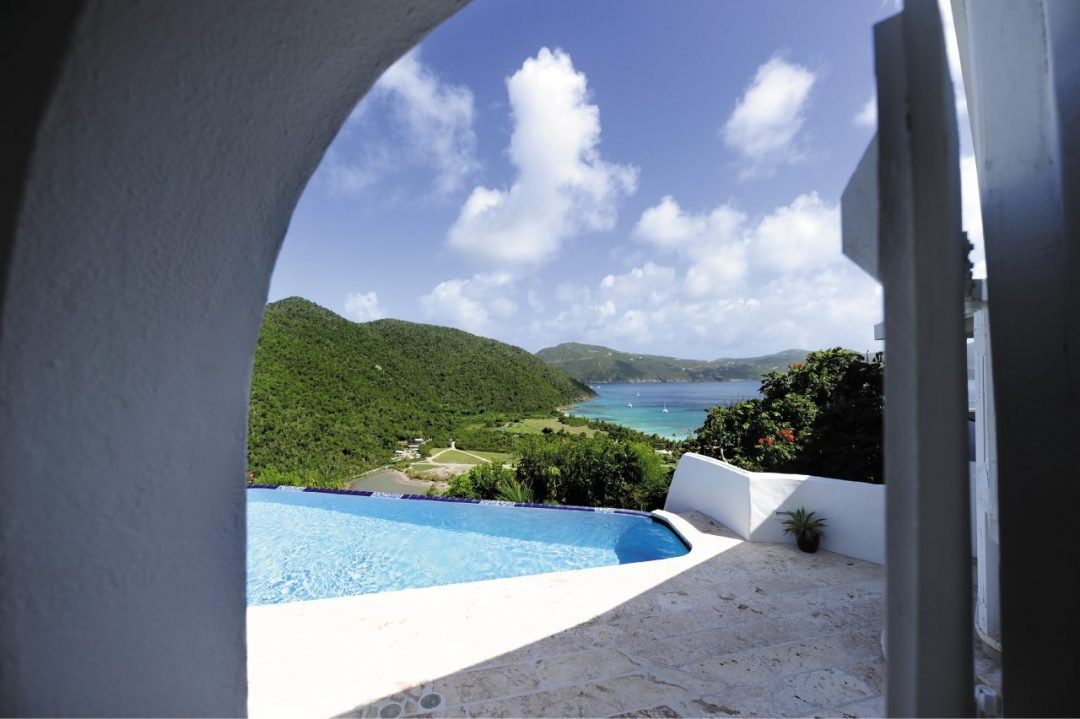 British Virgin Islands, la rinascita verde