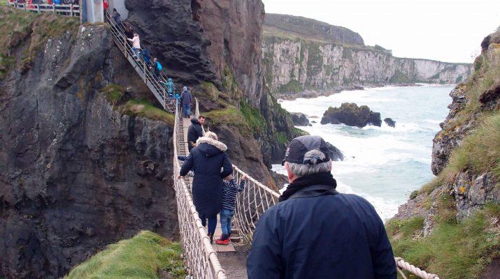 Foto Irlanda del Nord: un tour in vista della Brexit