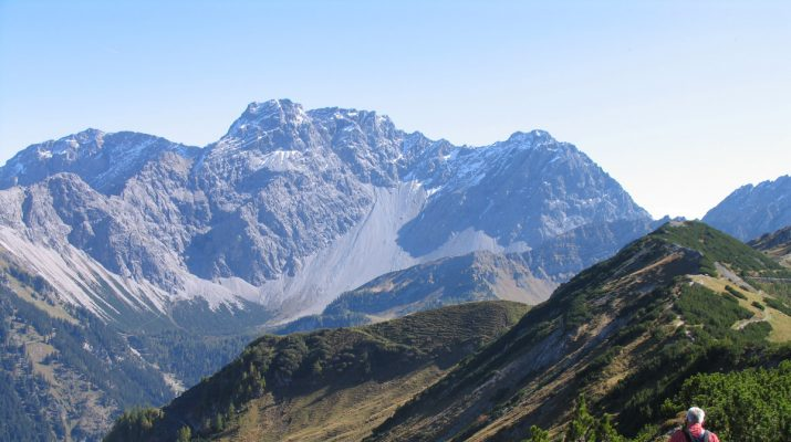 Foto Liechtenstein, a piedi sui sentieri del principato