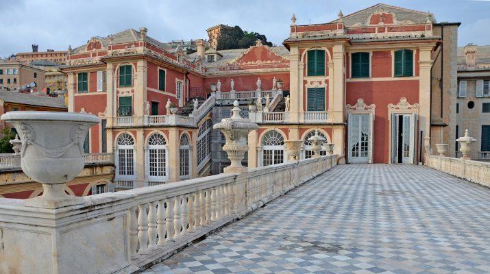 Foto I Rolli, le dimore storiche di Genova