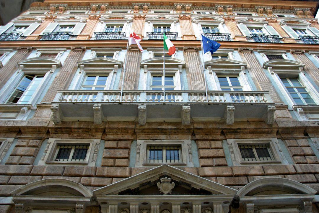 I Rolli, le dimore storiche di Genova