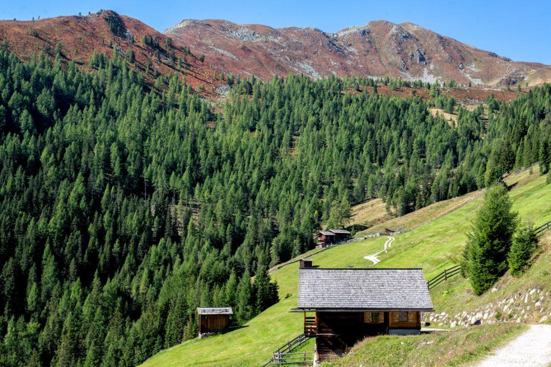 In Alto Adige, la magia dell'autunno