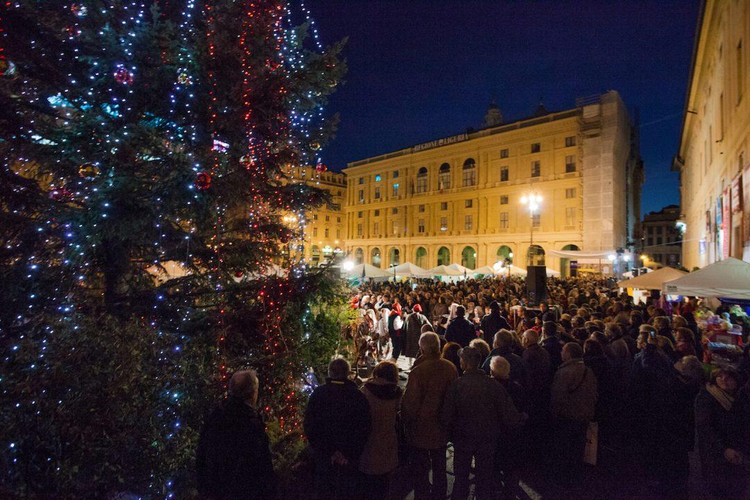 Natale a Genova, un tuffo nella tradizione