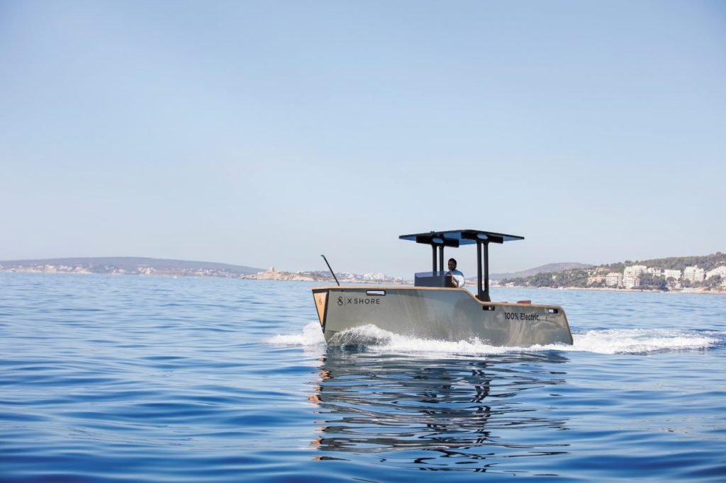 Barche a impatto zero