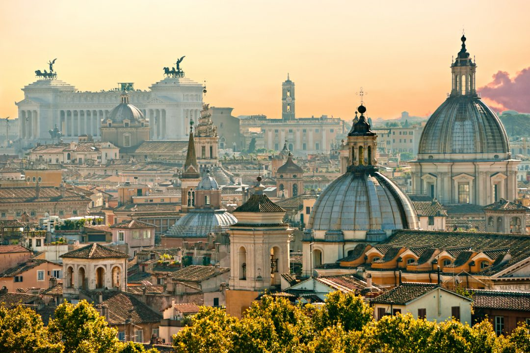 Tutti i siti Patrimonio Unesco in Italia