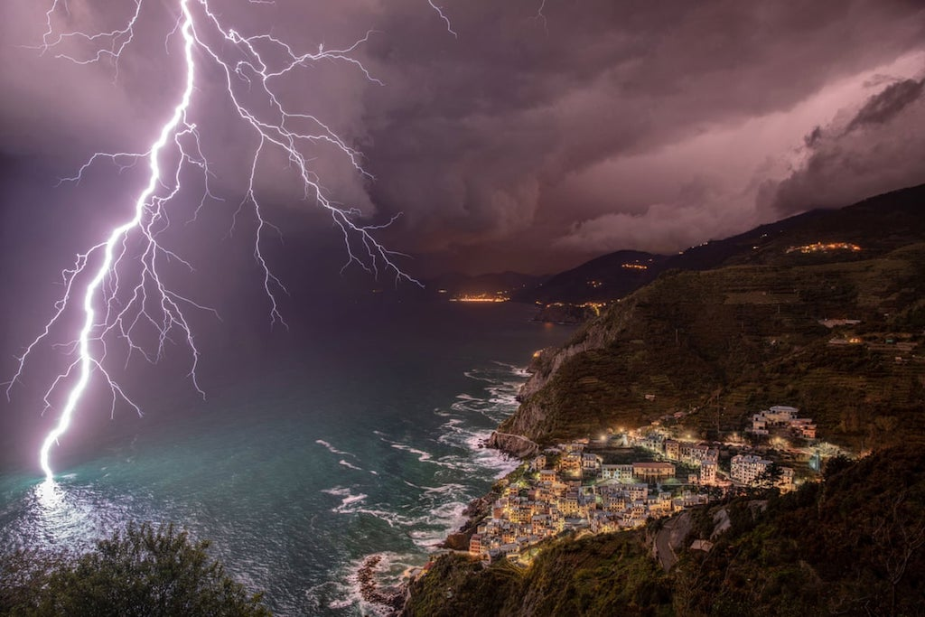 Gli scatti del Weather photographer of the year