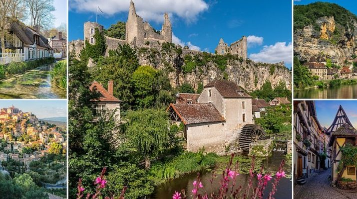 Foto I villaggi più belli di Francia