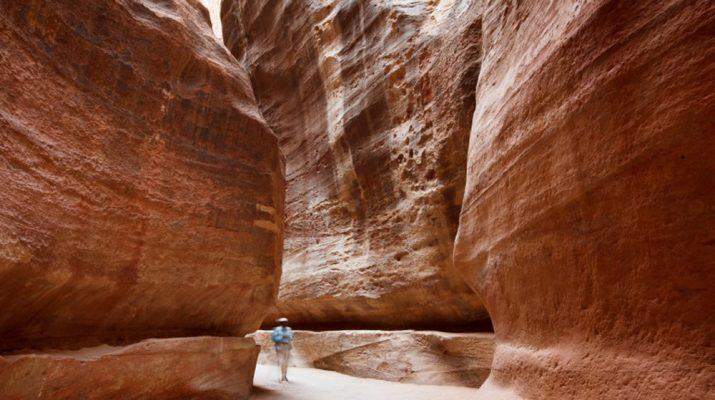 Foto Giordania, on the road tra mare e deserto