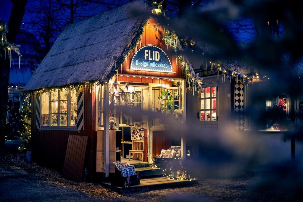 Copenaghen Tivoli Natale