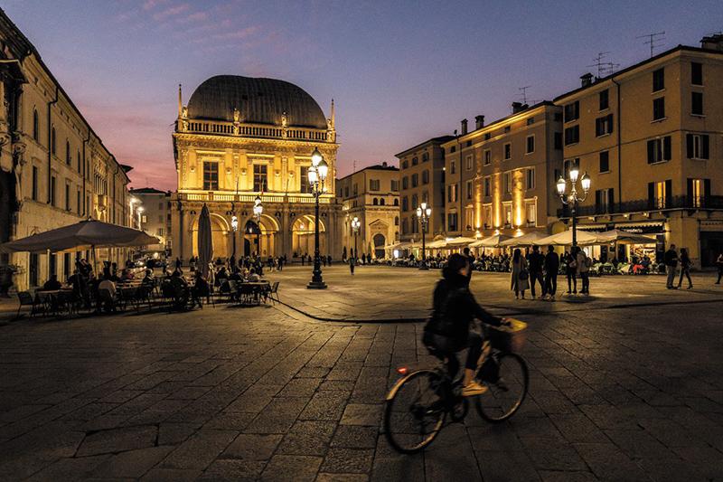 Itinerario d'arte a Brescia, cosa vedere