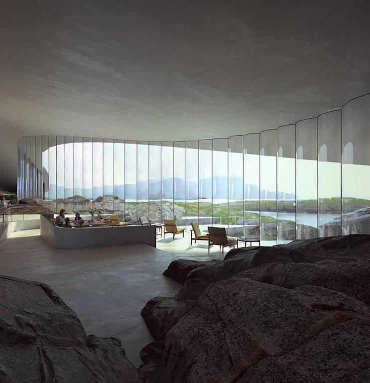 The Whale, la nuova attrazione per ammirare le balene