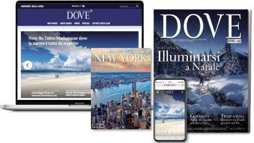 Nuovo sito Doveviaggi.it