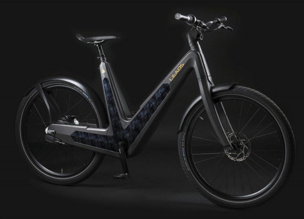 l'E-bike a energia solare