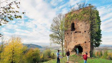 Piemonte, itinerario enogastronomico