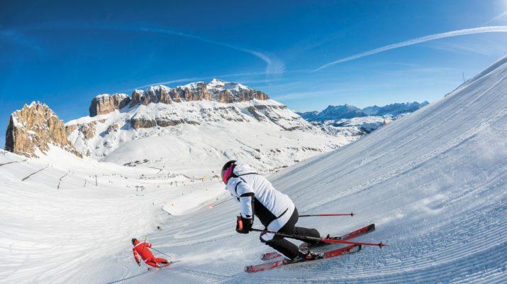 Foto Veneto: sciare nell'Agordino tra le Dolomiti