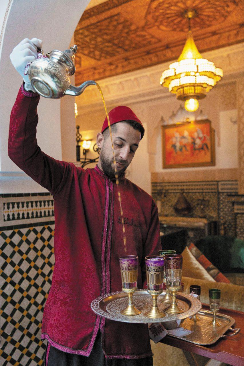 Viaggio nel Marocco del Nord: un tocco d'azzurro