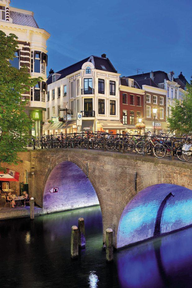 Utrecht, alla scoperta della città green