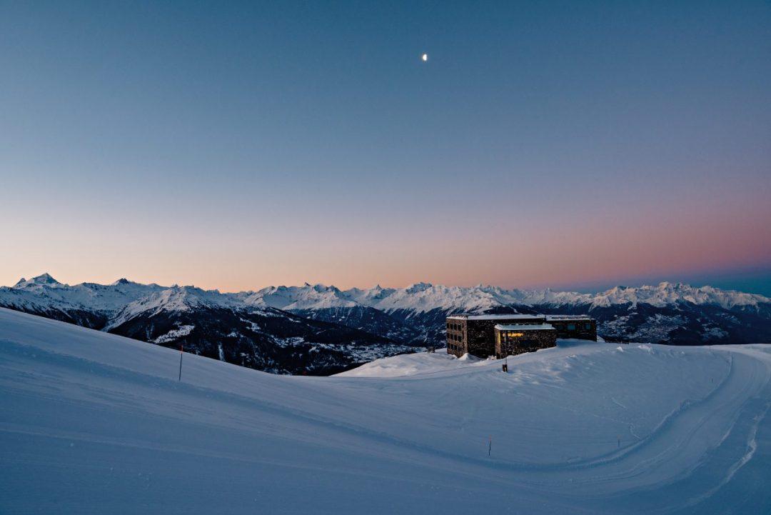 Chetzeron, Svizzera