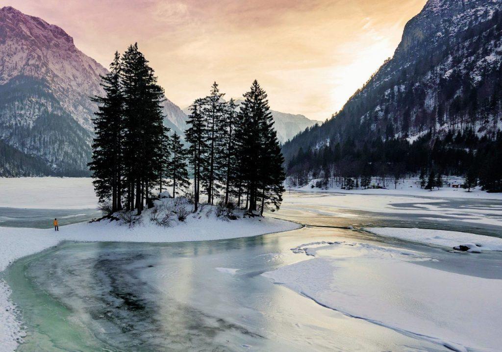 dove sciare sulle Alpi Tarvisio