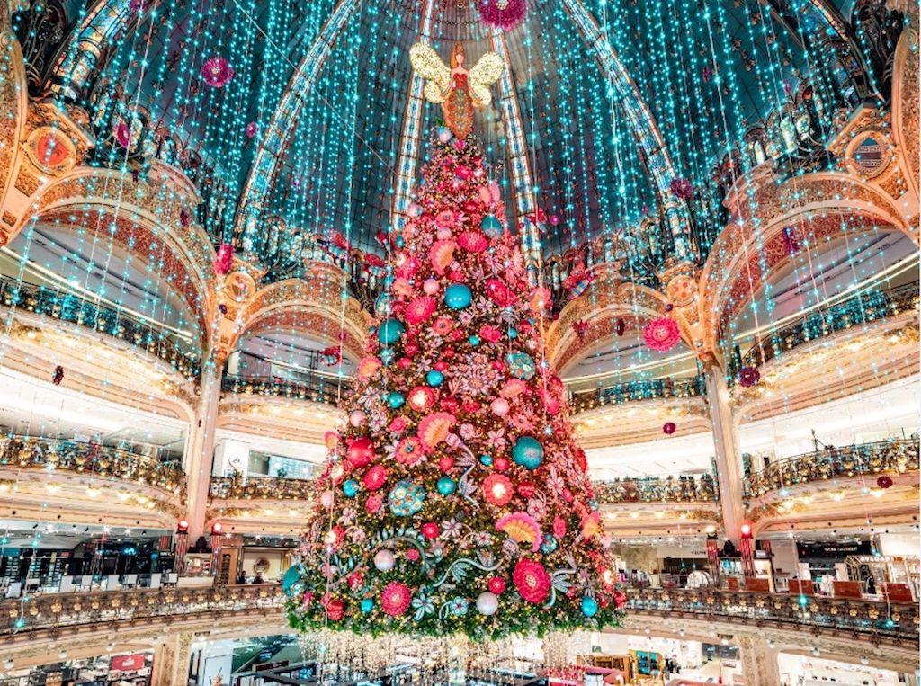Il giro del mondo alla scoperta degli alberi di Natale più belli del 2019