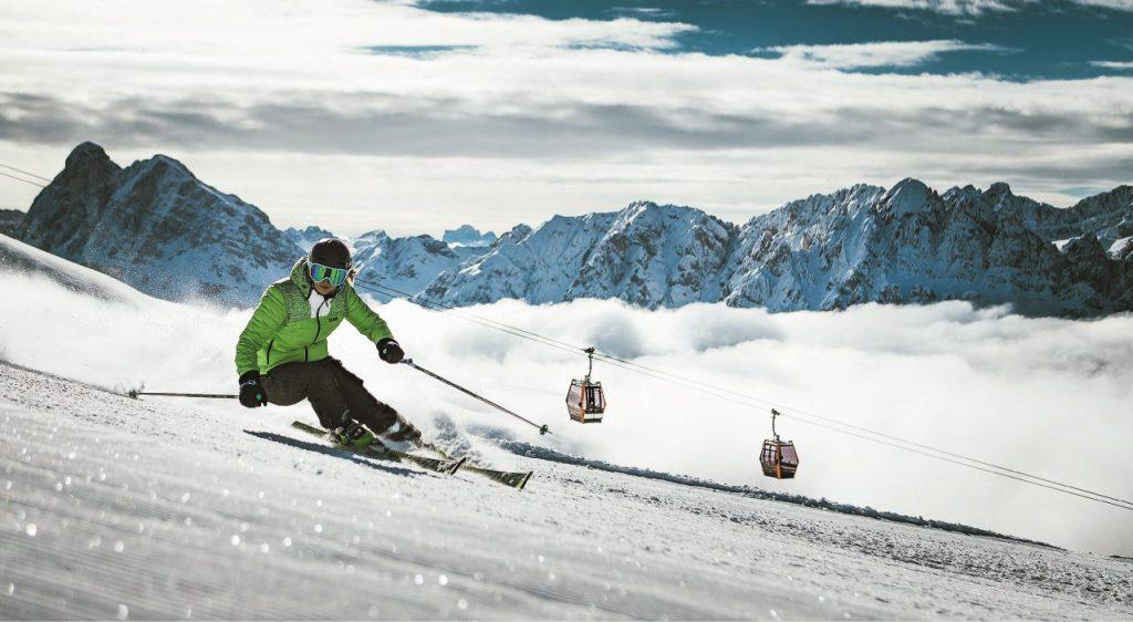 dove sciare sulle Alpi Bressanone