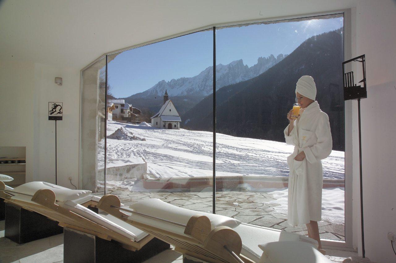 La spadel Romantik hotel Post Cavallino bianco